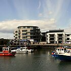 West Bay Dorset by edesigns14