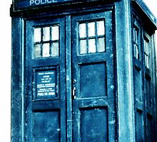 iPad tardis by ric3188