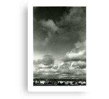 British Sky Canvas Print