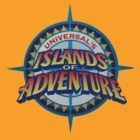"""Islands of Adventure """"Project Team"""" Logo by UniversalNOW"""