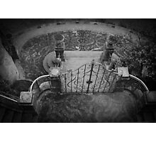 ancient gate Photographic Print