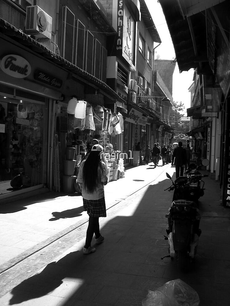 The shadows by rasim1