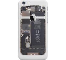 Stripped down iPhone 4s - White iPhone Case/Skin