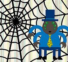 Alan Arachnid by Carlos Phillips