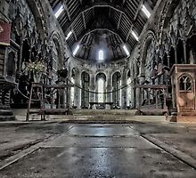 St Conans Kirk, Lochawe, Argyll by Islandsimages