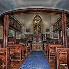 Glenorchy Parish Church by Islandsimages