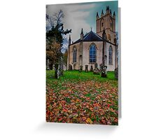 Glenorchy Parish Church Greeting Card