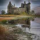 Kilchurn Castle, Loch Awe, Argyll, Scotland by Islandsimages