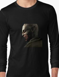 The First Zombie Long Sleeve T-Shirt