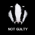 Badger (Not Guilty) by ric3188