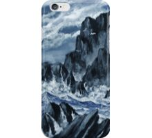 POINT DISASTER iPhone Case/Skin