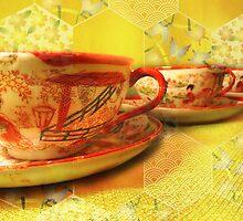 Tea Time 2 by Shawna Rowe