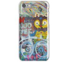 Graffiti Love iPhone Case/Skin