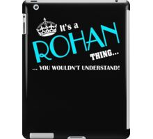 It's a ROHAN thing, you wouldn't understand iPad Case/Skin