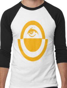 Oppressive Eye (Gold) Men's Baseball ¾ T-Shirt