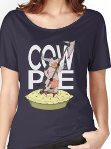 Cow-Pie Women's Relaxed Fit T-Shirt