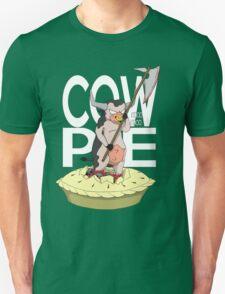 Cow-Pie Unisex T-Shirt