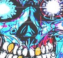 Creative Skull Sticker