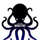 Monsters (2010) by Robert  Lockley