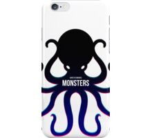 Monsters (2010) iPhone Case/Skin