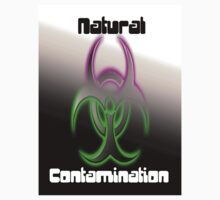 Natural Contamination Clothing and Stickers by NaturalContain