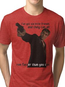 from dusk till dawn  Tri-blend T-Shirt