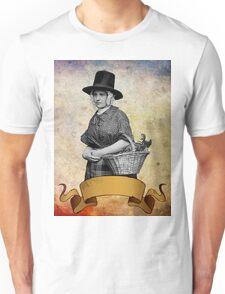 Welsh Victorian woman Unisex T-Shirt