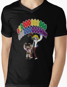 Kamen Rider OOOOOOHH!! Mens V-Neck T-Shirt