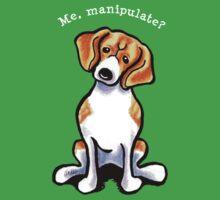 Beagle Me Manipulate {bold} by offleashart