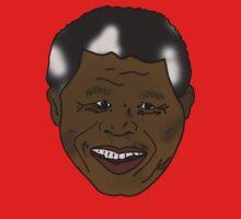 Mandela Da Legend One Piece - Short Sleeve
