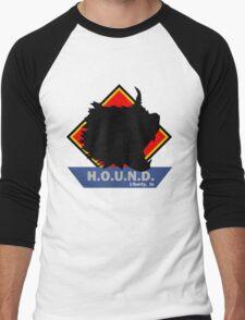 H.O.U.N.D. Men's Baseball ¾ T-Shirt