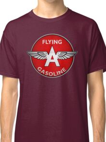 Flying A Gasoline crystal version Classic T-Shirt