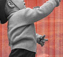 Kidwelly child Sticker