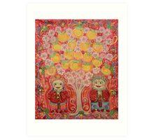 Happy Joy Kids Art Print