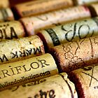 Wine Cork Photography by ThistleandThyme