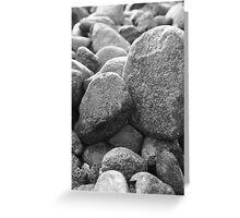 Rocks 2  Greeting Card