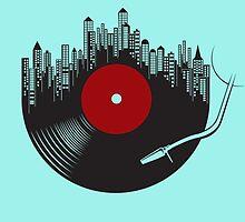 Turntable Disc by chetan adlak