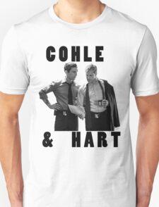 True Detective Cohle & Hart T-Shirt