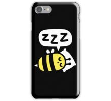 Slumber Bee iPhone Case/Skin