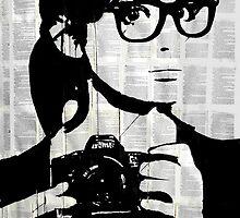 selfie by Loui  Jover
