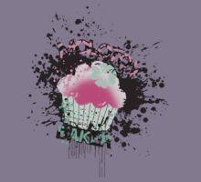 Molotov baker grunge cupcake paint bomb by BigMRanch