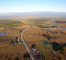 Lockyer Valley at 1700 Feet 5 by Wayne  Nixon