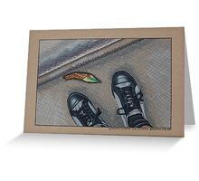 Green-Wood Cemetery  Greeting Card