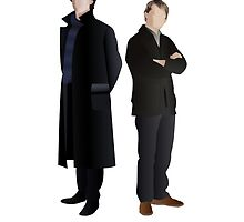 Sherlock by 5thwheeldesign
