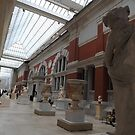 European Sculpture Court, Metropolitan Museum of Art, New York City by lenspiro