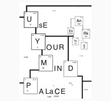 Use Your Mind Palace by TheBlindBanker