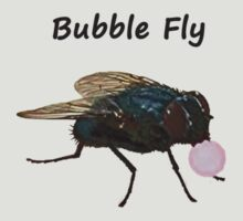 Bubble Fly by lindabeth