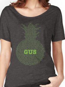 Gus's Nicknames (Psych) Women's Relaxed Fit T-Shirt