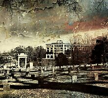 View of a Graveyard by Scott Mitchell