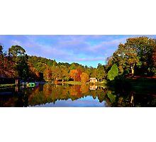 Emerald Lake, The Dandenongs Photographic Print